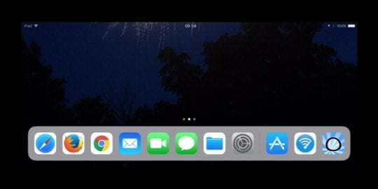 All About Your iPad Dock in iOS 11