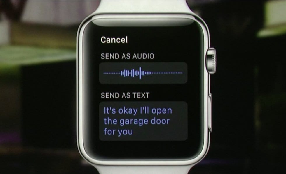 How-To Use Dictation on Apple Watch - AppleToolBox