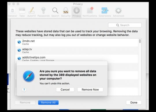 How To Get Rid Of Safari Pop-Up Scams