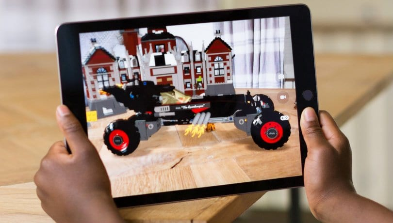 new augmented reality platform from Apple