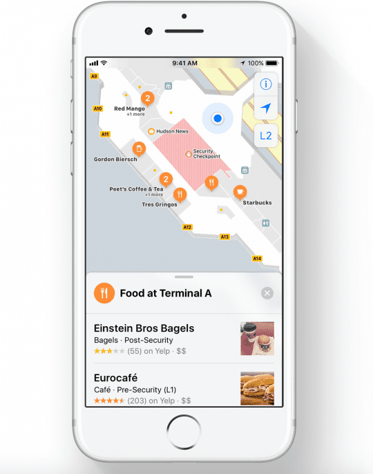 How To Use The New Apple Maps in iOS 11