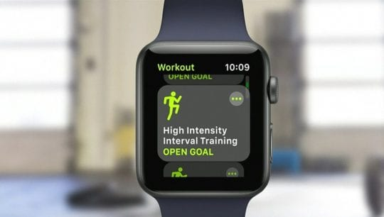 New Activity and Workout Features in watchOS 4