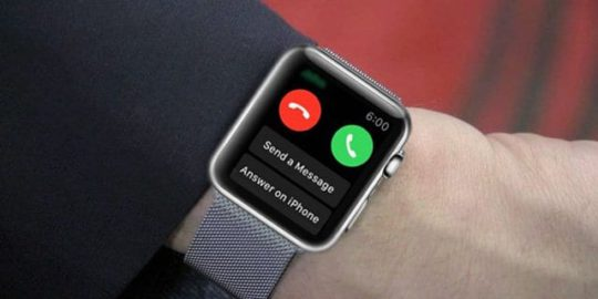 Phone Calls via Apple Watch S3 Unlikely, iCloud to Play a Bigger Role For Battery Optimization