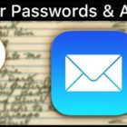 Find Passwords & iPhone's Email Mail Accounts in iOS 13, 12, & 11