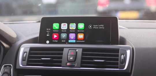 Apple Vehicle Wi-fi and Seamless Connectivity