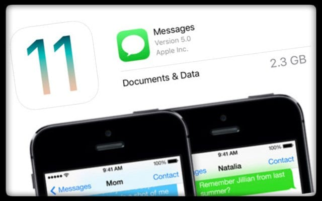 How to delete iphone messages documents data with ios 11 how to delete iphone messages documents data with ios11 ccuart Image collections