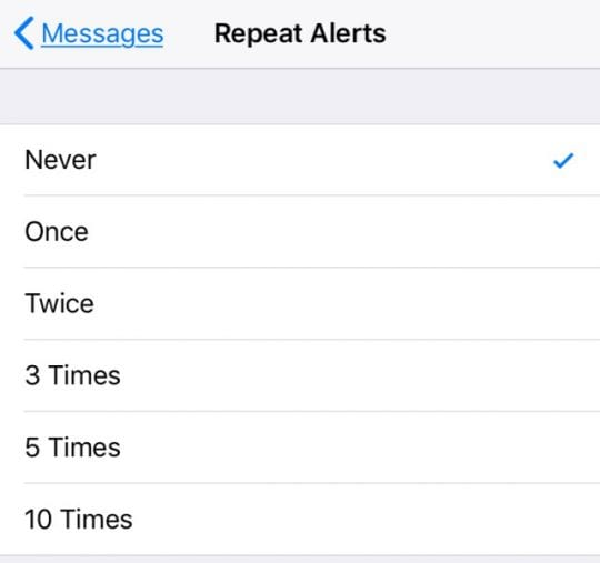 How To Fix Messages and iMessage Problems in iOS 11 - AppleToolBox