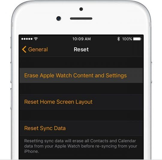 Unpairing and Backing Up Your Apple Watch