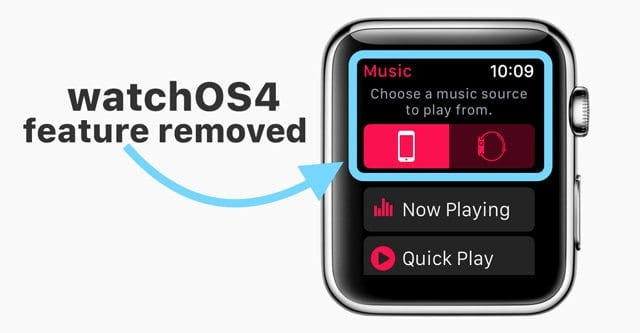 can i listen to music on my apple watch