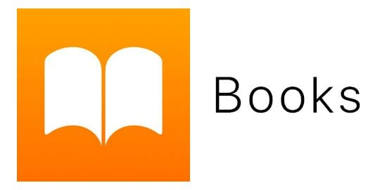apple books logo and icon