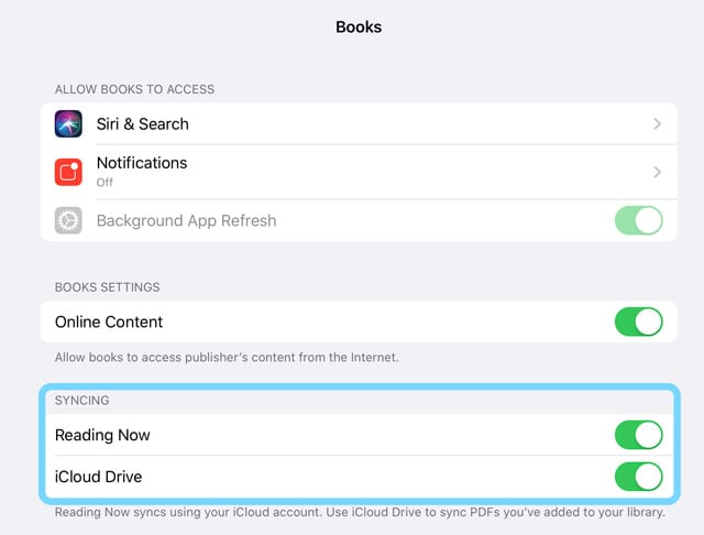 Apple Books or iBooks Missing After the Latest Upgrade, How