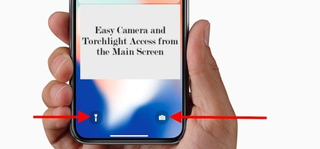 How to use iPhone X Camera