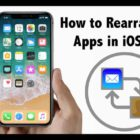 How to rearrange apps on your iPhone without iTunes