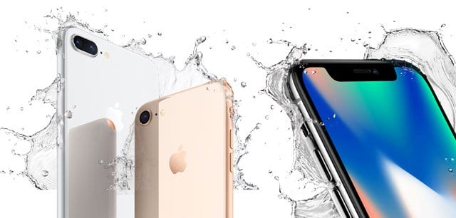 official photos 349f7 53df3 Are The iPhone 8 and iPhone X, XS, or XR Waterproof ? - AppleToolBox