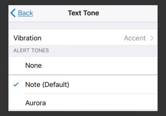 No Text or Message Notification Alerts or Sounds on iPhone? Fixes