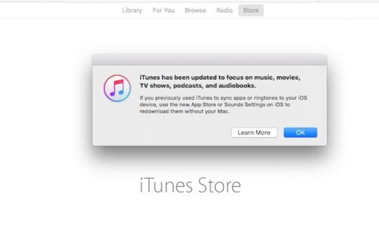 iTunes 12.7, How-To Use