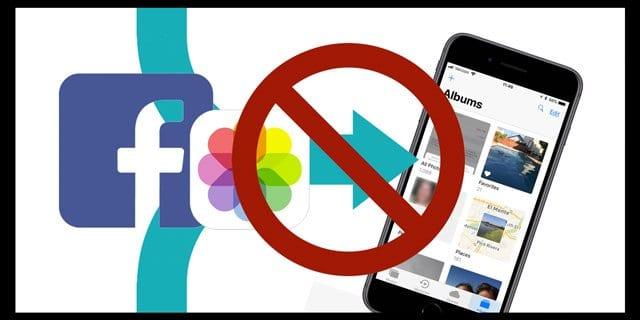 iPhone Not Saving Facebook Photos in iOS 11 or 12? Fix it