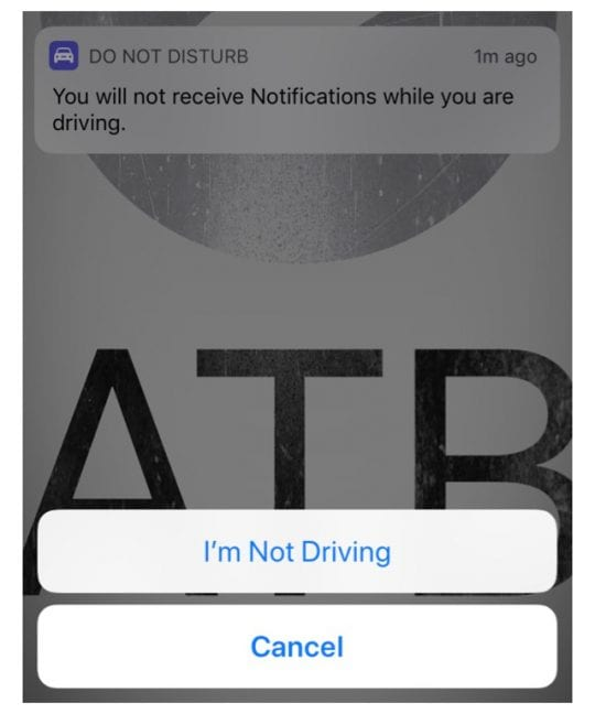 How-to Enable or Disable Do Not Disturb While Driving on iPhone