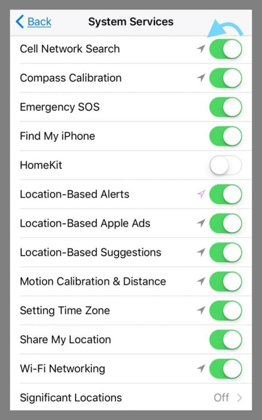 Iphones Location Services Always On Heres Why Appletoolbox