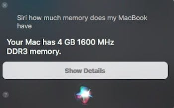 How to Use Siri on MacBook for System Speed