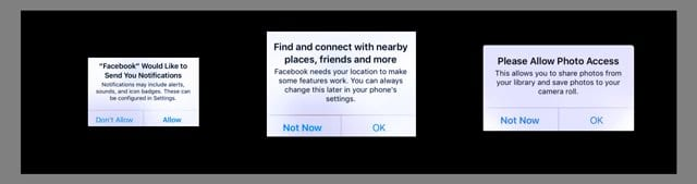 iPhone Not Saving Facebook Photos in iOS 11? How-To Fix