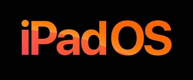 iPadOS symbol