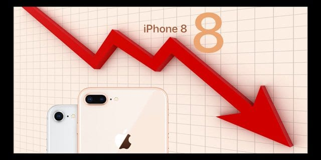 Why Weak iPhone 8 Sales Don't Really Matter