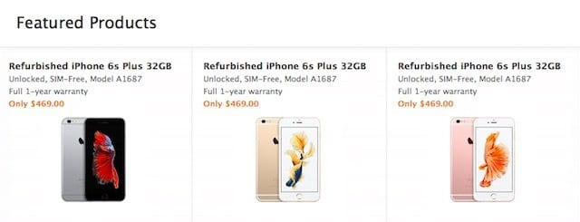 Check if iPhone is New or Refurbished