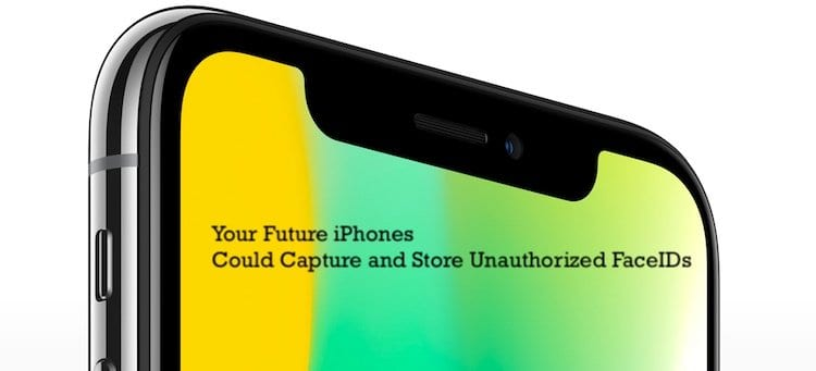 Storing Unauthorized FaceID and Biometric data