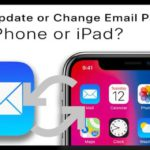 Can't Update or Change Email Password on iPhone or iPad?