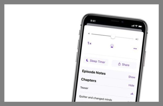 How To Customize and Use The Podcast App in iOS 11 and iOS 12