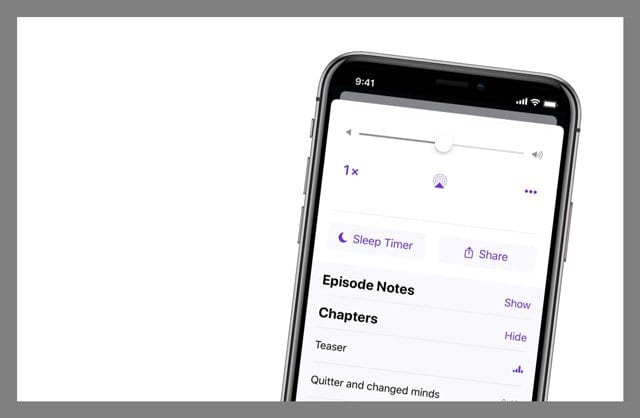 How-to customize and use Apple's Podcast app in iOS 13-11