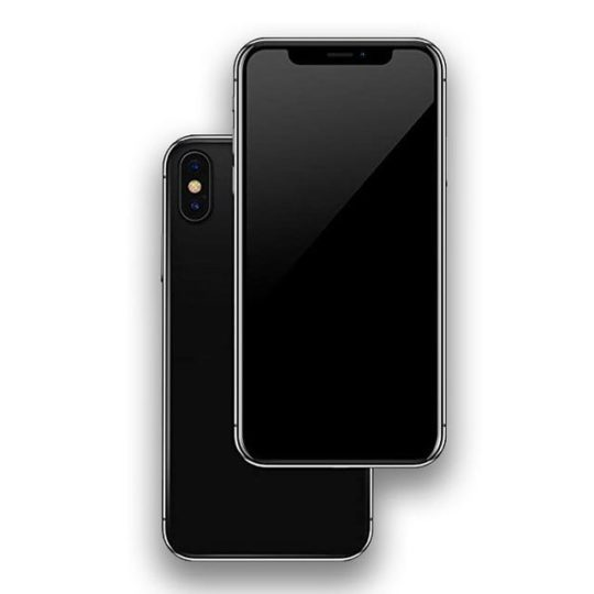 DFU Mode black screen iPhone X Series