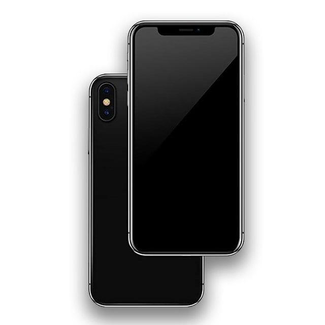 DFU Mode black screen iPhone X Series