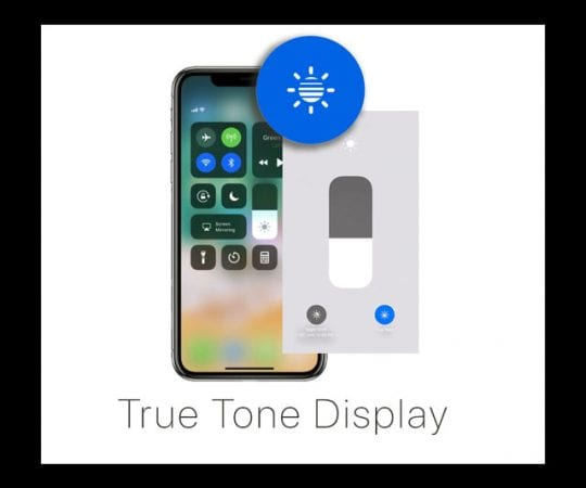 Does Your iPhone X Series or 8 Screen Look Yellow