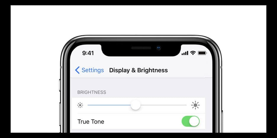 pretty nice f7fbf 28191 Does Your iPhone X Series or 8 Screen Look Yellow? - AppleToolBox