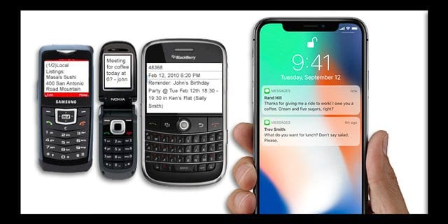 Problems Receiving Texts from iPhones to Flip Phones? How-To