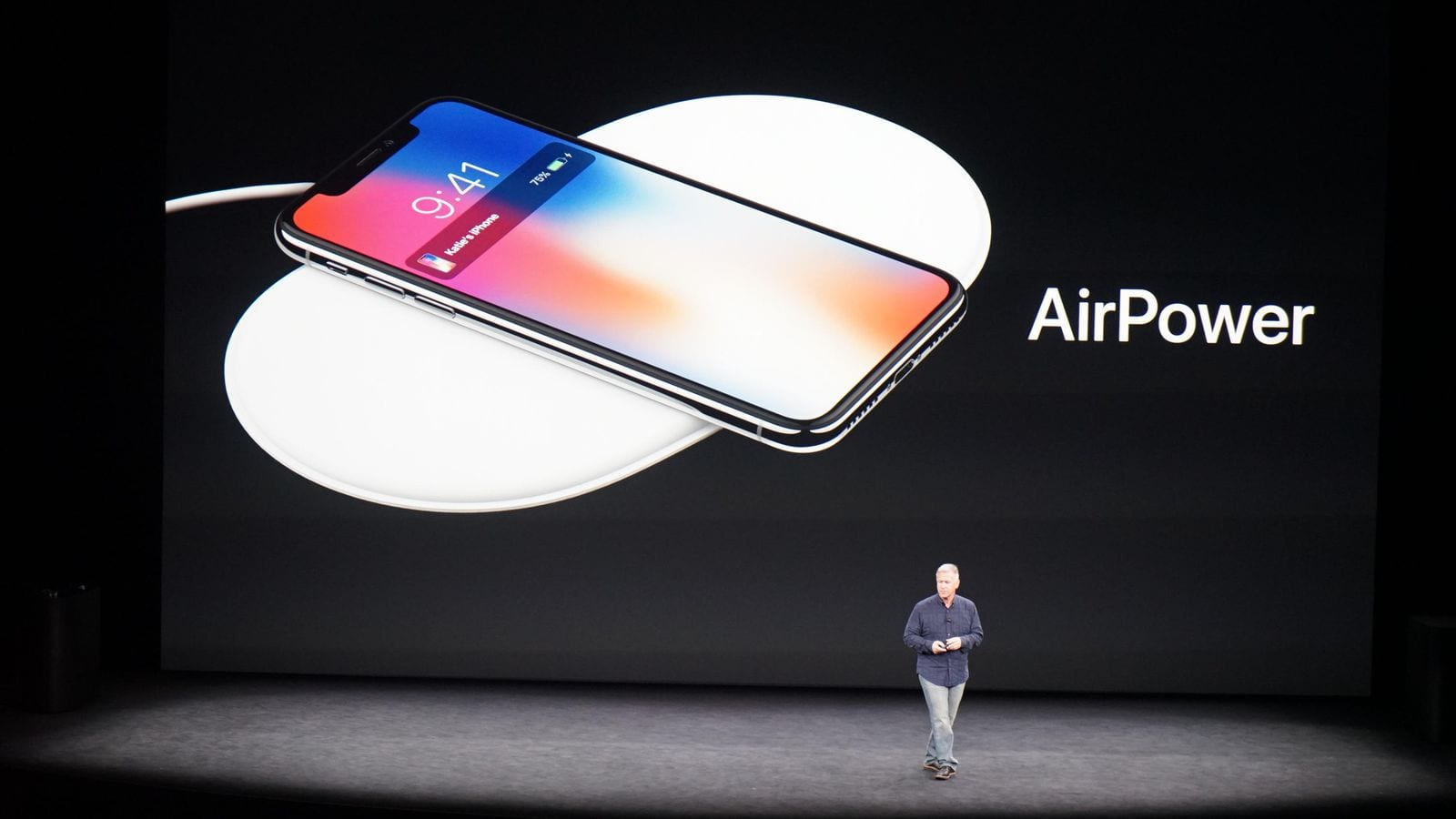 Wireless Charging And Fast On The IPhone X