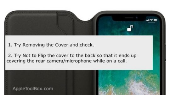iPhone 8 Phone Sound Issues, How-To Fix