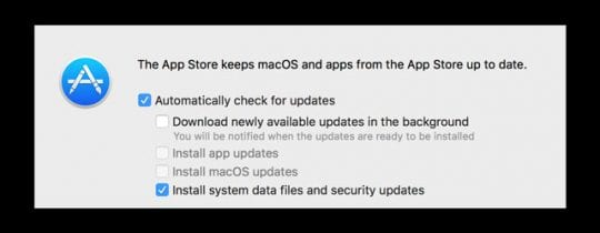 How-To Disable macOS High Sierra Upgrade Notifications - AppleToolBox