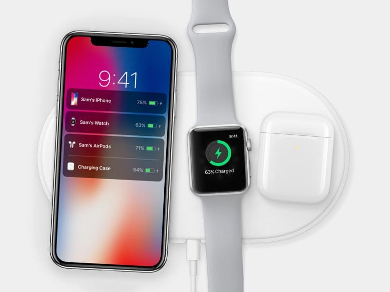 Airpower Wireless Charging Guide