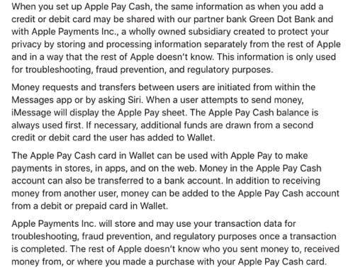 Apple Privacy via iOS 11.3