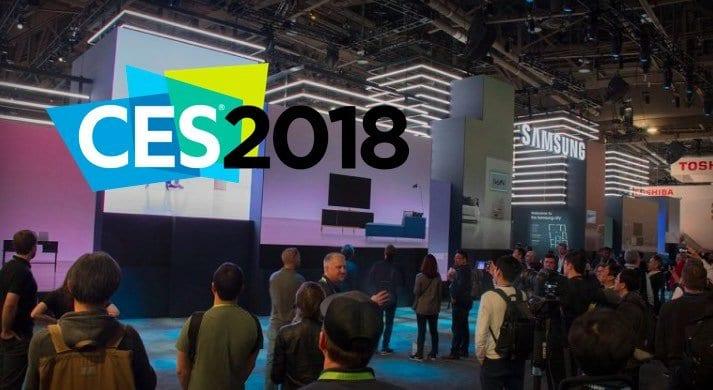 CES 2018 Trends