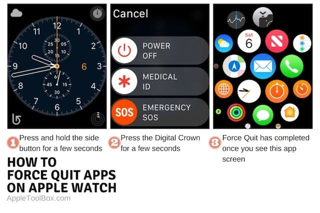 How To Fix a Frozen App on Apple Watch