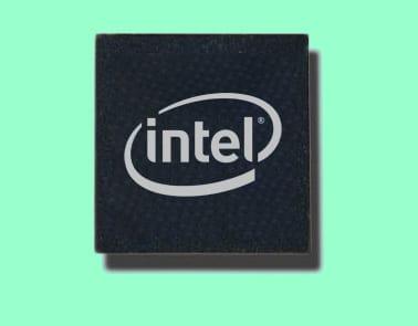 Intel chip image