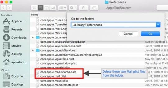 Mail Keeps Crashing On Macos High Sierra How To Fix Appletoolbox
