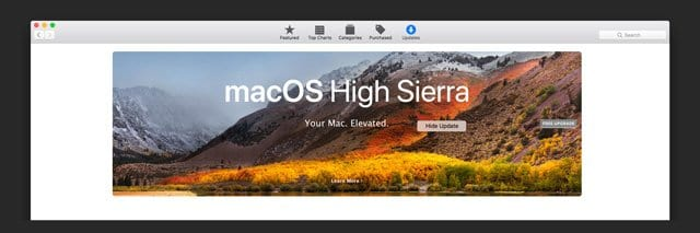 How-To Disable macOS High Sierra Upgrade Notifications