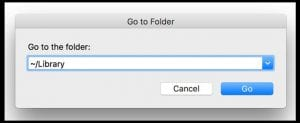 How-To Show Your User Library in macOS Mojave, High Sierra
