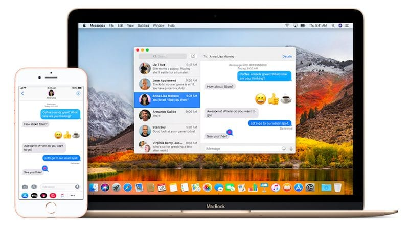 How-To Use iCloud Message Sync