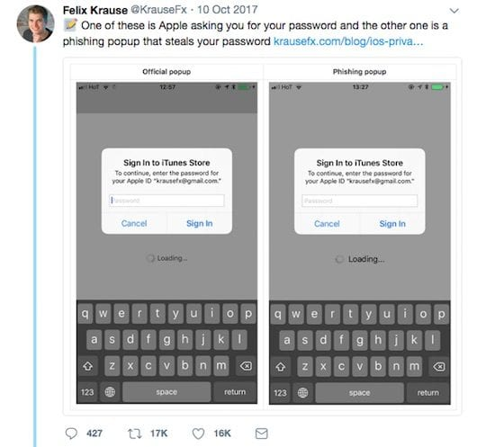 Apple Related Scams